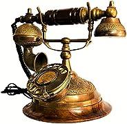 هاتف A4TP 013 من Antique Warehouse Vintage Landline Old Siemens Brothers & Co. 1885 London Corded phone A4