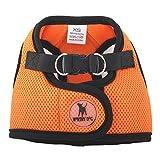 The Worthy Dog Sidekick Geschirr, orange, XXXL