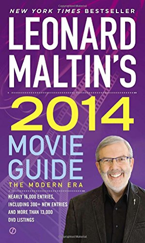 Leonard Maltin's 2014 Movie Guide (Leonard Maltin's Movie Guide)
