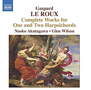 Complete Works for One & Two Harpsichord
