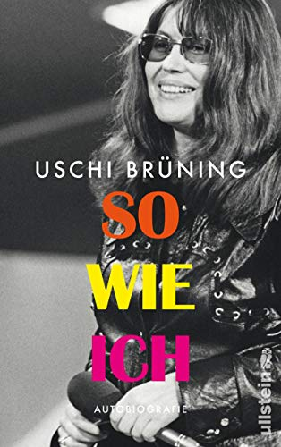 Buchseite und Rezensionen zu 'So wie ich: Autobiografie' von Uschi Brüning