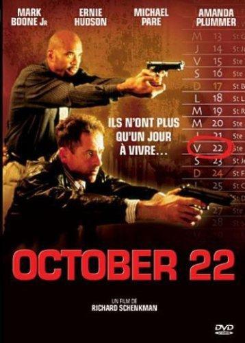 October 22 [FR Import]