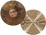 Meinl Cymbals B16EDMTH Meinl Byzance Extra Dry Thin HiHat Becken