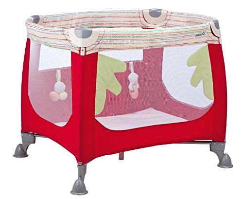 Safety 1st Zoom - Parque infantil, color rojo