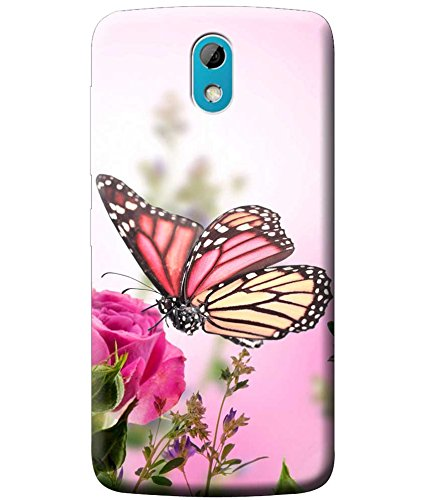Fashionury Soft Silicon Lightweight (Printed) Back Cover Case for HTC Desire 526G Plus/HTC Desire 526G Plus