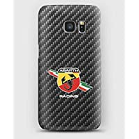 Funda para el SamsungS5, S6, S7, S8,S9, A3, A5, J3,J5, Note 8,9 Abarth Racing