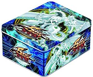 Yu Gi Oh - Boîte en étain - 2010 - Dragon poussière d'étoile - Import Royaume-Uni