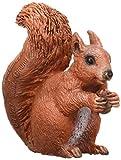 Schleich knabbelend eekhoorntje