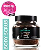 MCaffeine Naked & Raw Coffee Body Scrub, 100 g | Coconut | Tan