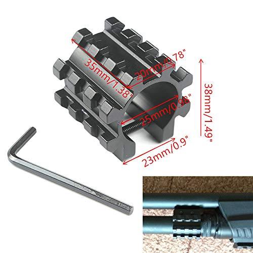 WEREWOLVES 12GA Shotgun Magazine Tube Tri Schienenmontage 1