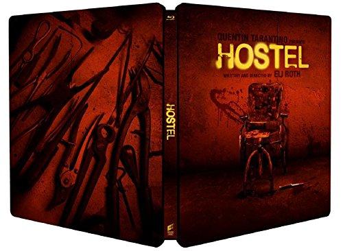 Hostel (Steelbook) (Blu-Ray)
