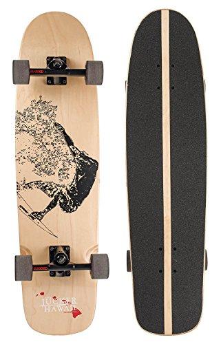 Preisvergleich Produktbild JUCKER HAWAII Carving Skateboard Skatesurfer ® Limited Edition