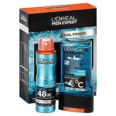 L'Oreal Paris Men Expert Cool Power 48H Anti-Perspirant Deodorant 150ml