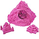#1: AsianHobbyCrafts Kinetic Sand for Sand Modeling, Kids Activities, DIY Crafts : 980g : Hot Pink