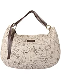 Spice Art Women's Canvas Shoulder Handbag