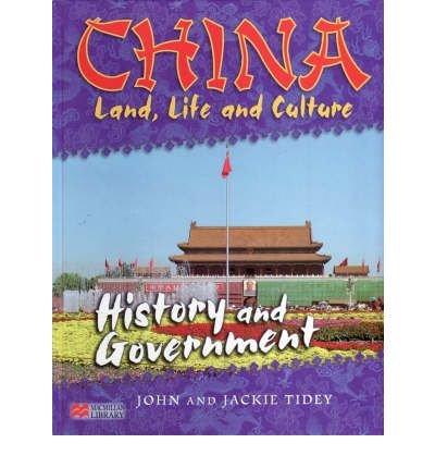 china-land-life-culture-history-and-government-macmillan-library-hardback-common