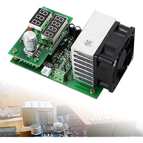 XCSOURCE 60W corrente costante circuito elettronico di carico della batteria di scarico Capacit¨¤ tester di rilevamento del tester DC 12V TE553