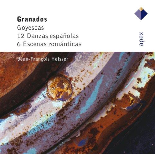 Granados : 12 Danzas españolas...