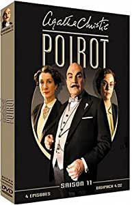 Hercule Poirot, saison 11 - Coffret 4 DVD