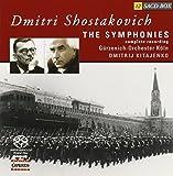 Chostakovitch: The symphonies (Coffret 12 CD)