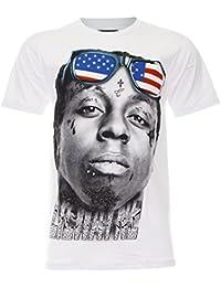 (PALLAS) Lil Wayne Hip Hop T-Shirt (TN048)