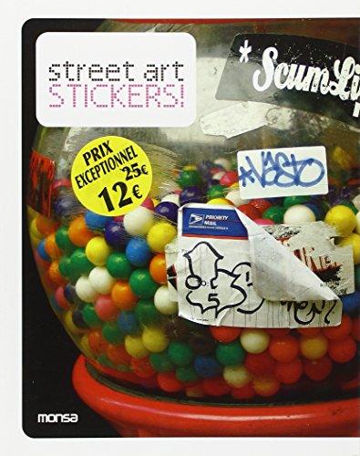 Street art stickers ! Bilingue anglais/espagnol. BAISSE DE PRIX ! par Louis Bou