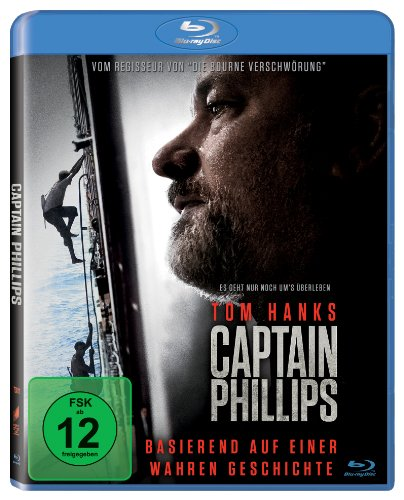 Bild von Captain Phillips [Blu-ray]