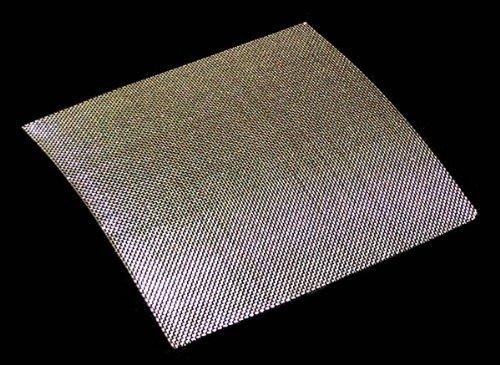 Inoxia Ltd Plaque de grillage métallique 30 en acier inoxydable 30 x 30cm