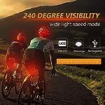 Nestling-Luce-Posteriore-Bici-USB-Ricaricabile-luci-Anteriori-potenti-per-Biciclette-LED-IP65-Impermeabile-con-4-modalitFanale-Posteriore-Sicuro-per-Bici-da-Strada-e-Mountain-Bike2-PCS