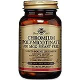 Solgar, Chromium Polynicotinate, 200 mcg, 100 Veggie Caps
