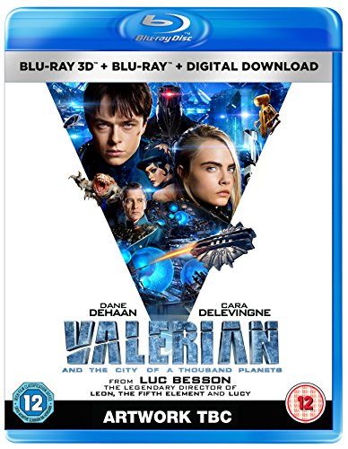 Valerian and the City of A Thousand Planets (Lenticular)