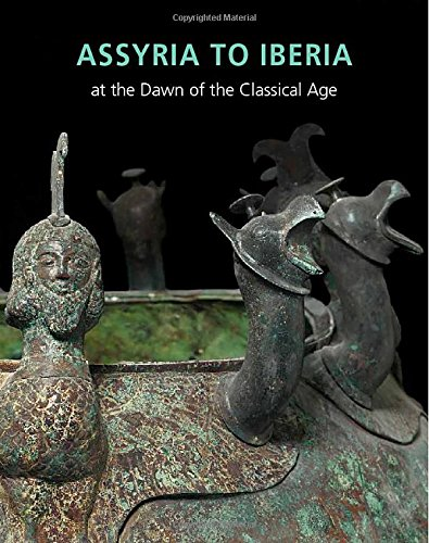 Assyria to Iberia: At the Dawn of the Classical Age (Metropolitan Museum of Art (Hardcover)) por Joan Aruz