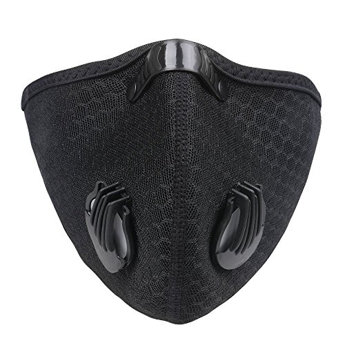 Ewolee Mascara Bicicleta Contaminacion - Mascara Polucion
