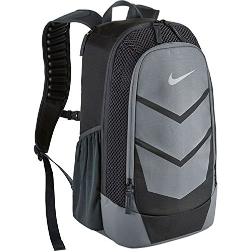 Nike Wapor Speed Max Air Canvas and Polyester 46cm Grey Backpack
