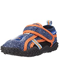 Playshoes Badeschuhe Ahoi Mit Uv-Schutz, Chaussures de Sports Aquatiques Mixte Enfant