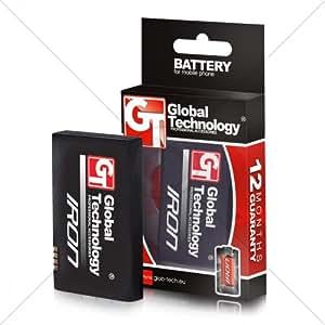 Global Technology BATTERIES GT IRON pour Sony-Ericsson HAZEL/ELM 900 BST-43