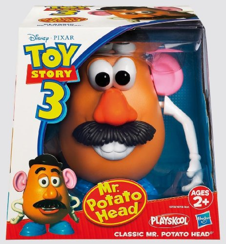 Playskool 19759 - Toy Story 3 Herr Kartoffelkopf (Mr Potato Head)