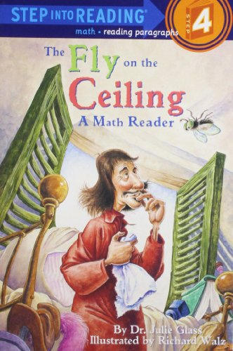 A Fly On The Ceiling: A Math Myth (Step into Reading)