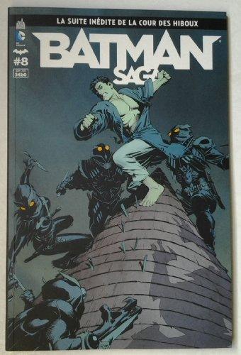 Batman Saga n°8