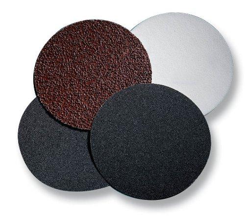Mercer Abrasives Steintapete 45008-10er 20,3cm Durchmesser weiß Pad, 10 -
