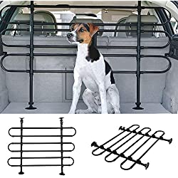 AllRight Universal Car Pet Dog Guard Wall Grill Safety Barrier
