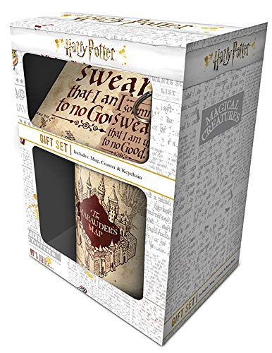 Harry Potter - Gift Box Marauders Map
