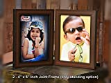 Best Photo Frame 4x6 - Ajanta Royal Couple Photo Frame Insert : A-25B(4x6) Review