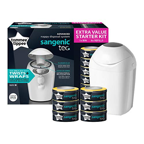 Tommee Tippee  Sangenic TEC Windeltwister Starter Pack - 3