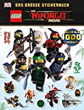 THE LEGO NINJAGO MOVIE Das große Stickerbuch