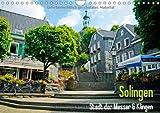 Stadt der Messer & Klingen: Solingen (Wandkalender 2014 DIN A4 quer): An der Wupper (Monatskalender, 14 Seiten)