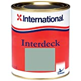 International Interdeck 0,75L, Größe:0.75 Liter, Farbe:Grau 289