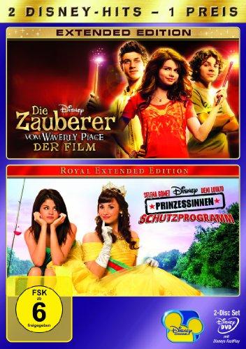 Der Film & Prinzessinen Schutzprogramm (2 DVDs)