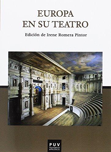 Europa en su teatro (PARNASEO) por Irene Romera Pintor