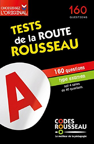 Test Rousseau de la route B par From Codes Rousseau, SA